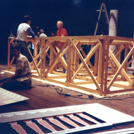 Building a Festival Stage