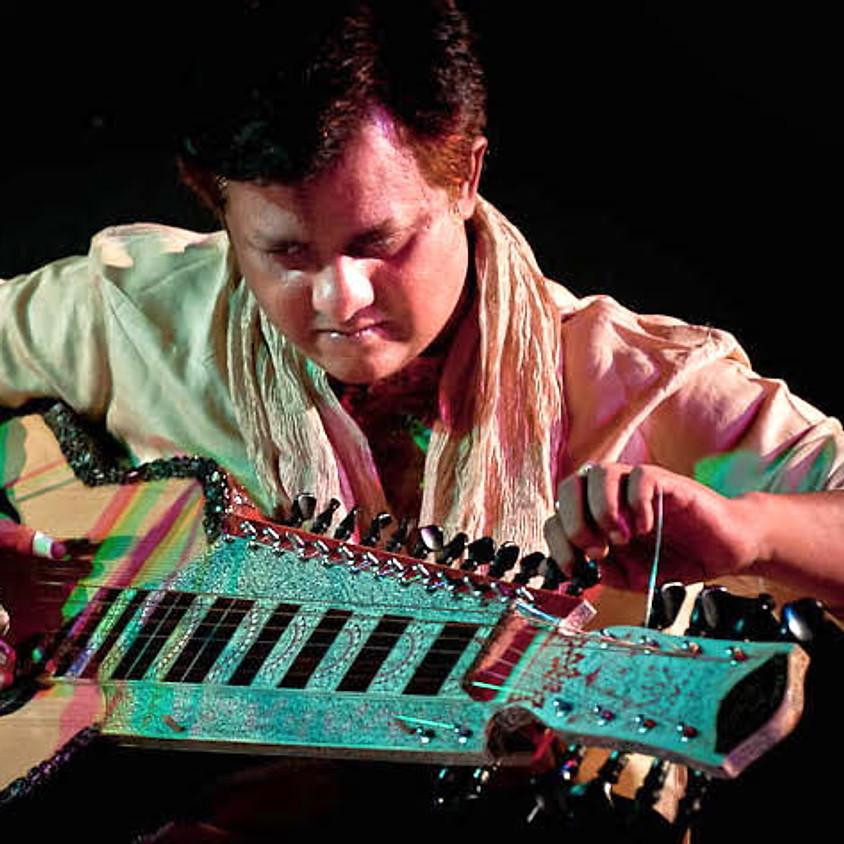 DEBASHISH BHATTACHARYA slide guitar