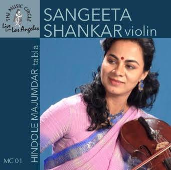 Sangeeta Shankar CD