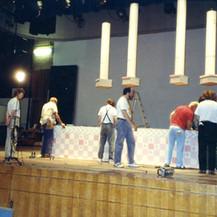 Lowering the Pillars