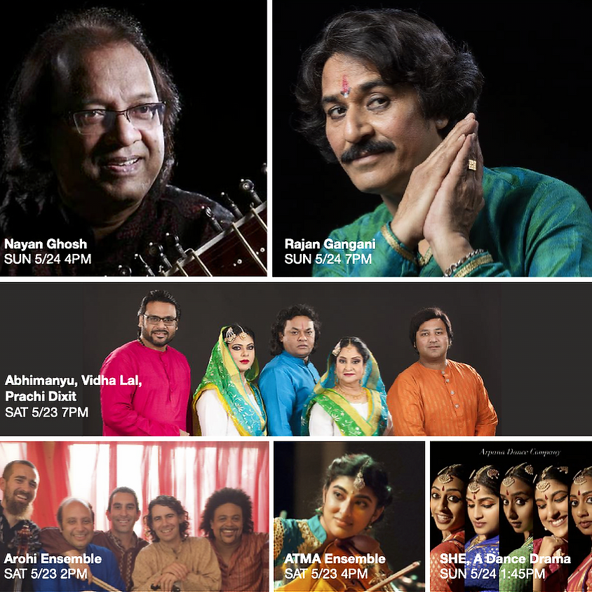 Ravi Shankar's Centennial Celebrations