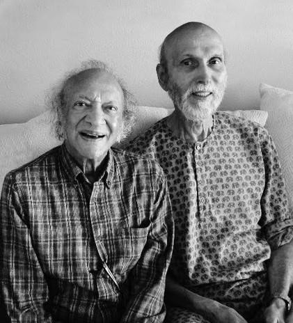 Ravi Shankar and Harihar Rao