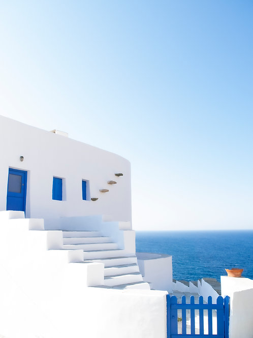 Cyclades House