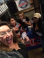 Bethany with the WGNA Promo Team