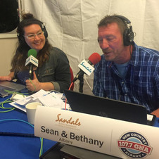 Sean and Bethany live from Sandals resort