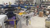 מכונת הדפסה אוטומטית 6 צבעים