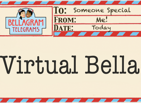 Bellagram Virtual Gift of Song