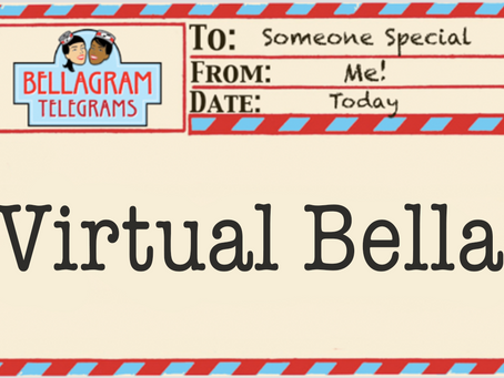 Bellagram Virtual Gift of Song
