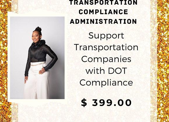 Transportation Compliance Administration