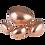 Thumbnail: Plåtägg - Metallic enfärgade