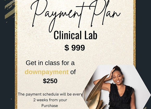 Clinical Lab (Payment Plan)