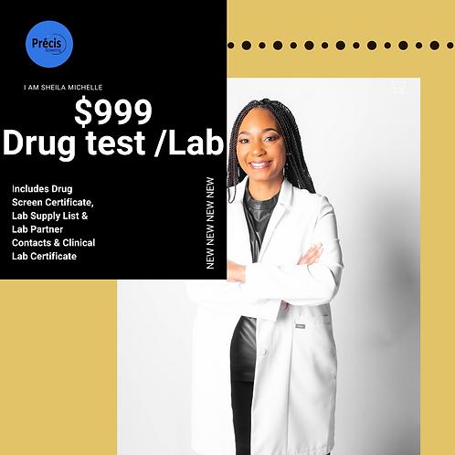 Drug Test/Lab