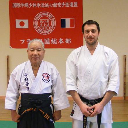 Sato et Hervé