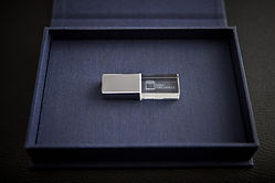 Video Time Capsule Delivey USB & Box