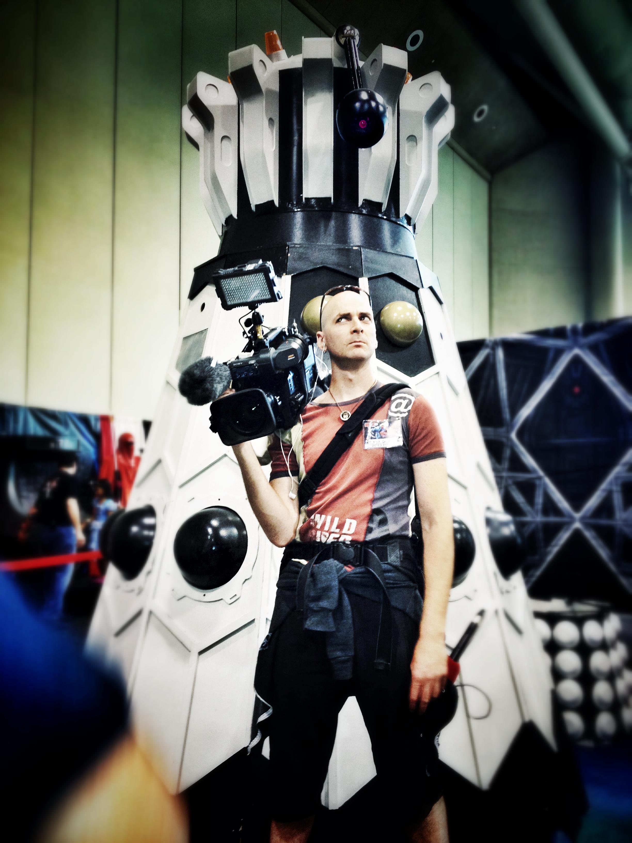 The Emperor Dalek