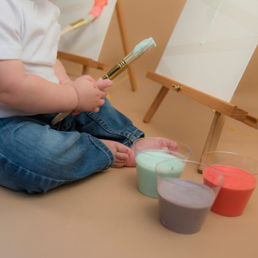 Painting The World One Kid At A Time