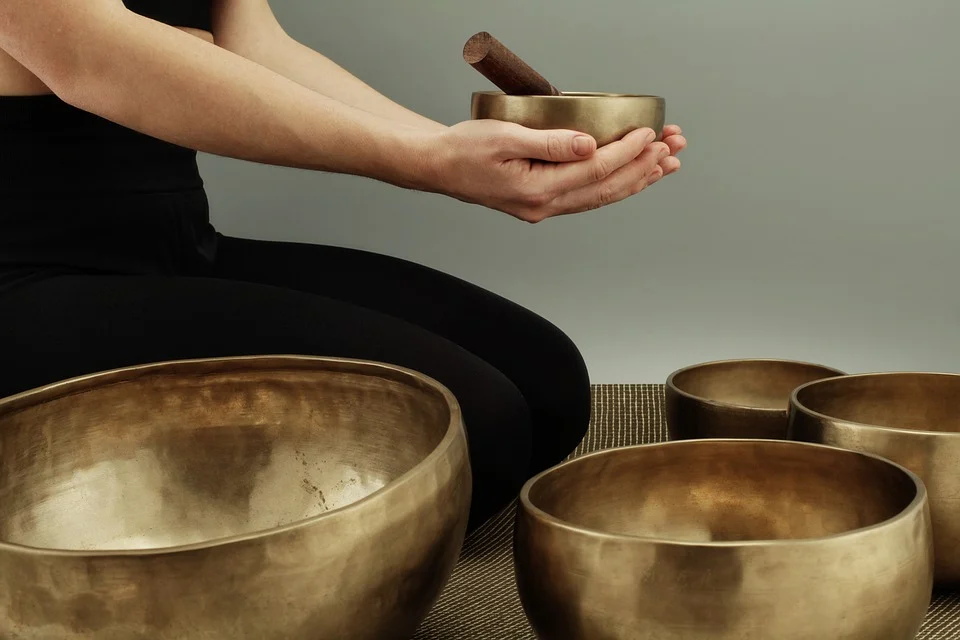 Virtual 20 Min Sound Healing One-on-One