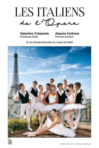 Les Italiens de l'Opéra