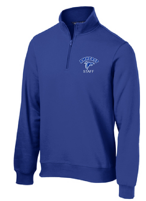 AS Sport-Tek ST253 1/4 Zip Sweatshirt (Royal)
