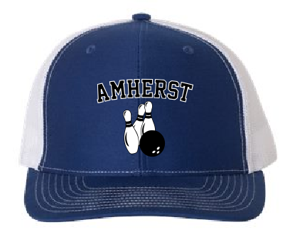 AB Richardson 112-Snapback Mesh Trucker Cap