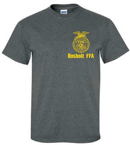 RFFA Gildan 2000 Ultra Cotton T-Shirt(Dark Heather)