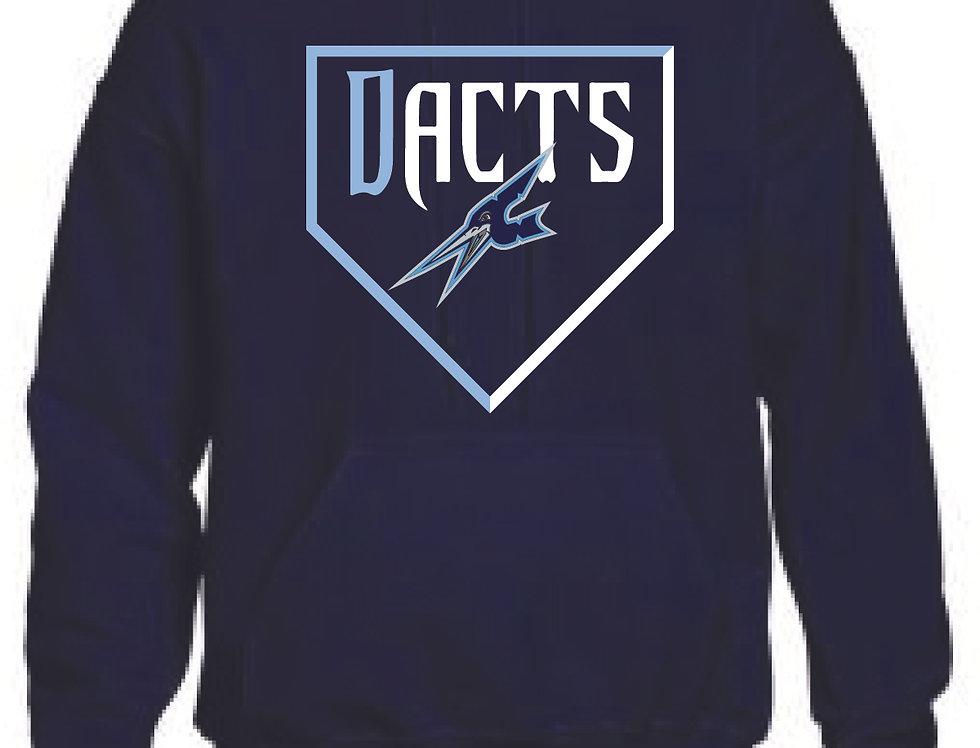 DACTS Plate Hooded Sweatshirt