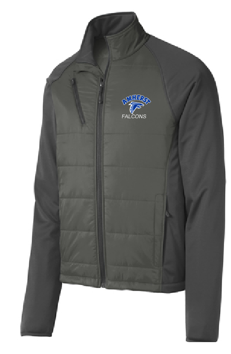 OE Port Authority J787 Hybrid Soft Shell Jacket