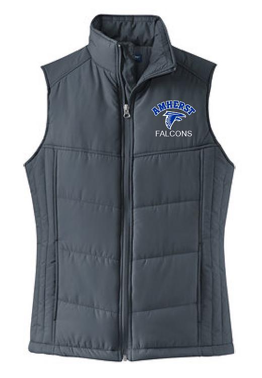 OE Port Authority L709 Ladies Puffy Vest