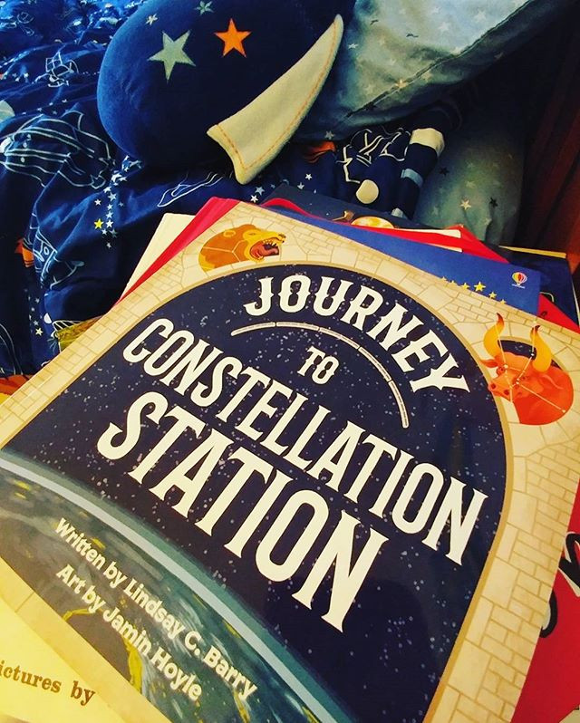 The book Journey to Constellation Station