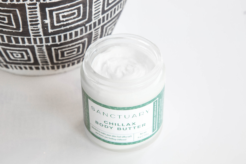 Chillax body butter