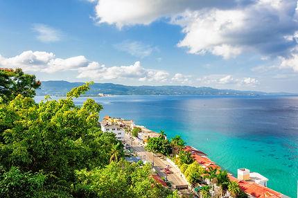 Jamaica island, Montego Bay, Caribbean S