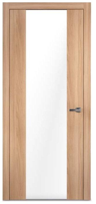 Πόρτες Εσωτερικού Χώρου Ανοιγόμενες με Τζάμι Κρύσταλλο MatPlus LOFT