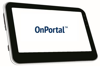 OnPortal Tablet Onity LOFT mylofteu 2020
