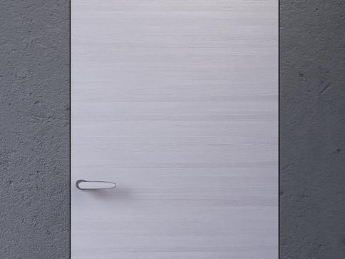 Minimal εσωτερικές πόρτες χωρίς (εμφανή) κάσα