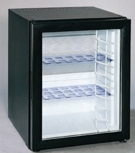 Onity mini bar LOFT glass door ψυγειάκι