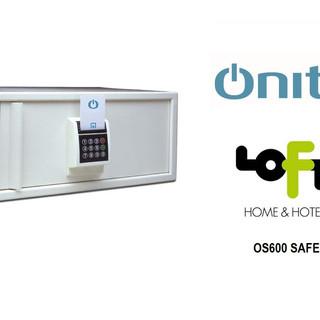 Onity OS600 ivory white safe χρηματοκιβώ