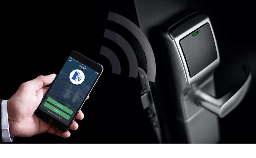 DirectKey black icon RFID sm κλειδαριές