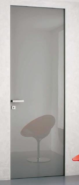 PT Mim Dem Grigio lucido εσωτερικές πόρτ