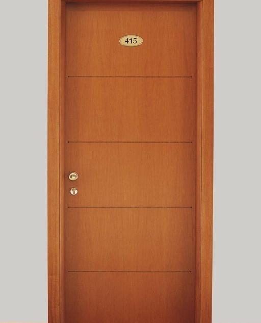 PT hotel door cherry  εσωτερικές πόρτες