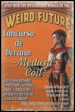 Medusa's coil 1ra ed