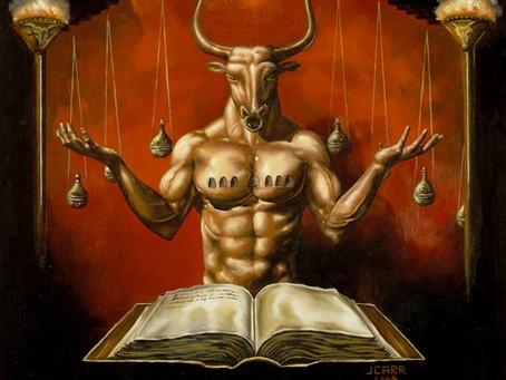 Moloch: El purificador fuego del sacrificio a los dioses del sol