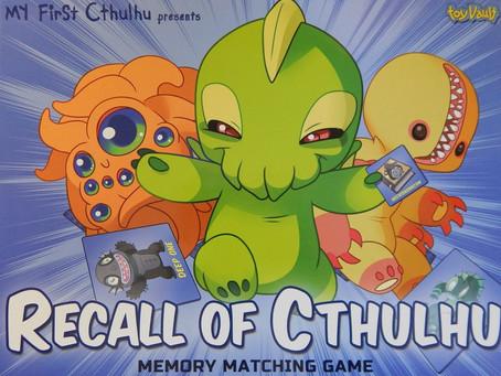 Recall of Cthulhu