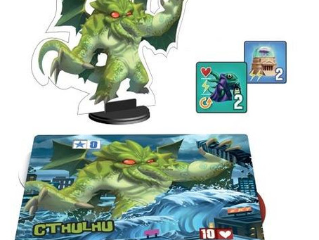 King of Tokyo, Cthulhu Monster Pack