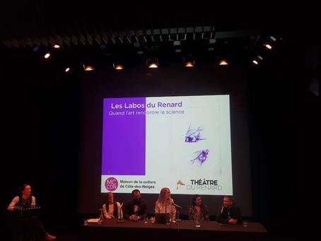 Les Labos du Renard: When Art meets Science!