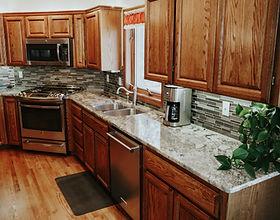 Custom Granite Countertops Rw Gallion