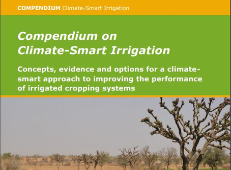 Compendium on Climate-Smart Irrigation