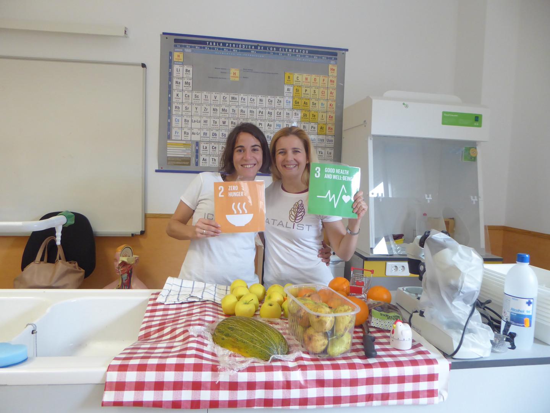 Survival kitchen workshop