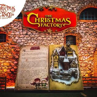 Christmas Factory Storytelling
