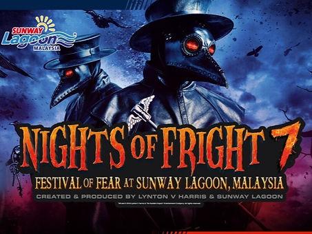 Sunway Lagoon Nights of Fright 7