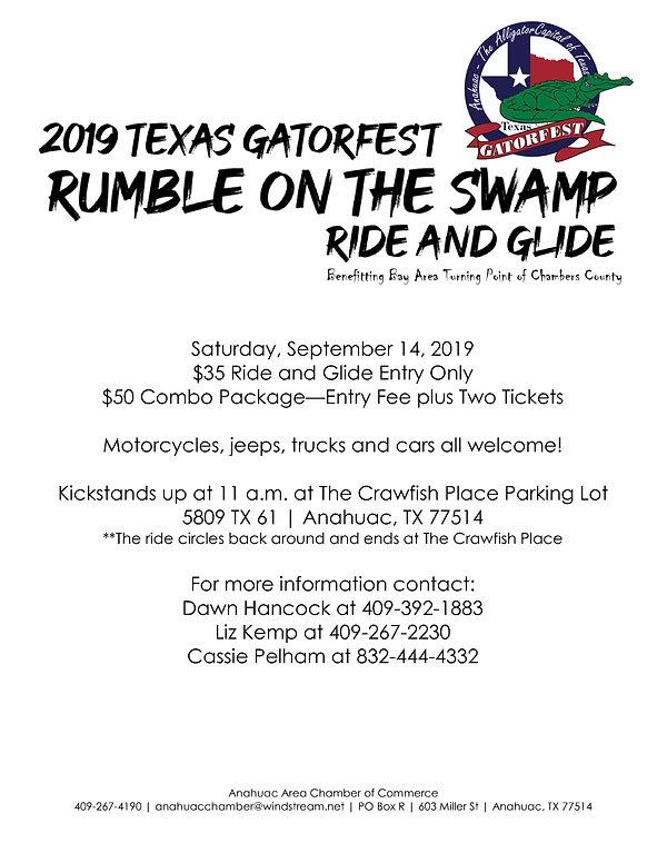 2019 Texas GATORFEST Rumble on the Swamp